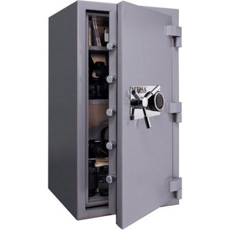 Mesa Safe MSC3820E High Security Composite Fire Safe 4.4 cu ft. with Electronic Lock - $613.79 WalMart.com