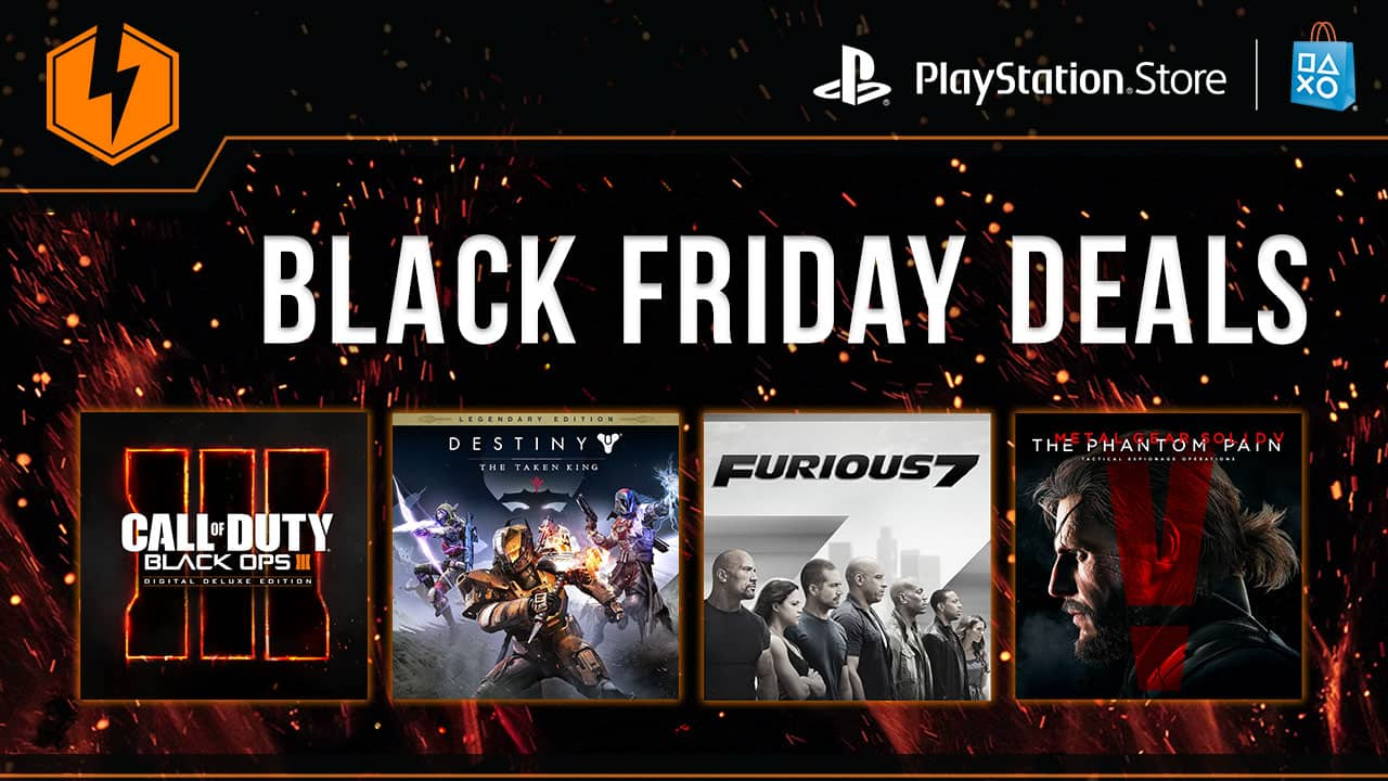 Playstation Flash Sale + 10% sale code
