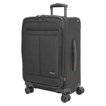 Costco Members Kirkland Signature Softside 22 4 Wheel Carry On Luggage 60 Costco wholesale is part of the luggage test program at consumer reports. costco members kirkland signature softside 22 4 wheel carry on luggage 60