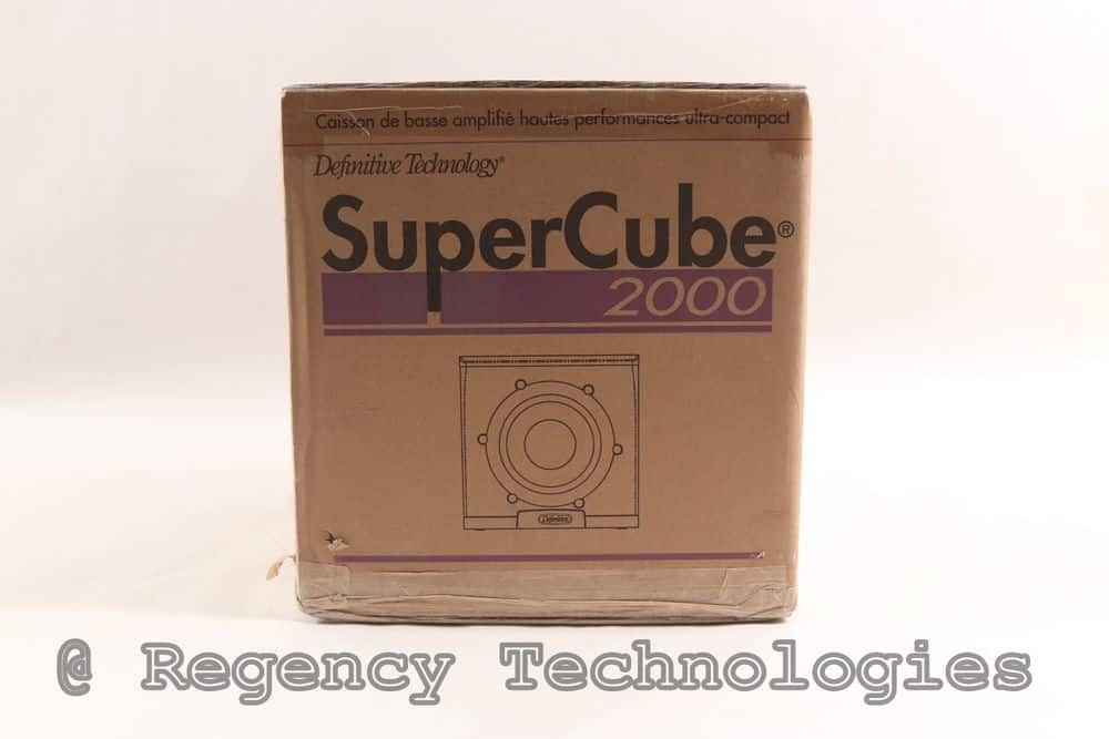 Definitive Technology Supercube 2000 Subwoofer for $179.99 +Shipping