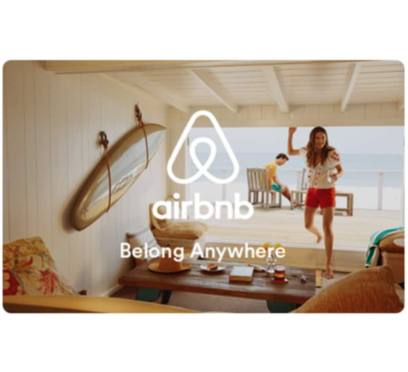EBAY: $100 Airbnb Gift Card for only $92