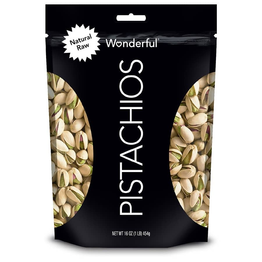 Walgreens in-store pistachios $1 a pound, ymmv