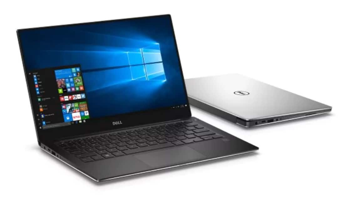 Dell XPS 9360 i5-8250 / 8GB Ram Touch / 128GB SSD | $749.99 Microsoft Store