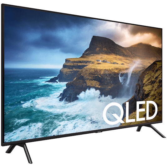 """Samsung QN85Q70RAFXZA 85"""" 4K QLED TV HDR Amazon Alexa Google 2019 QN85Q70R  $2,499.00"""