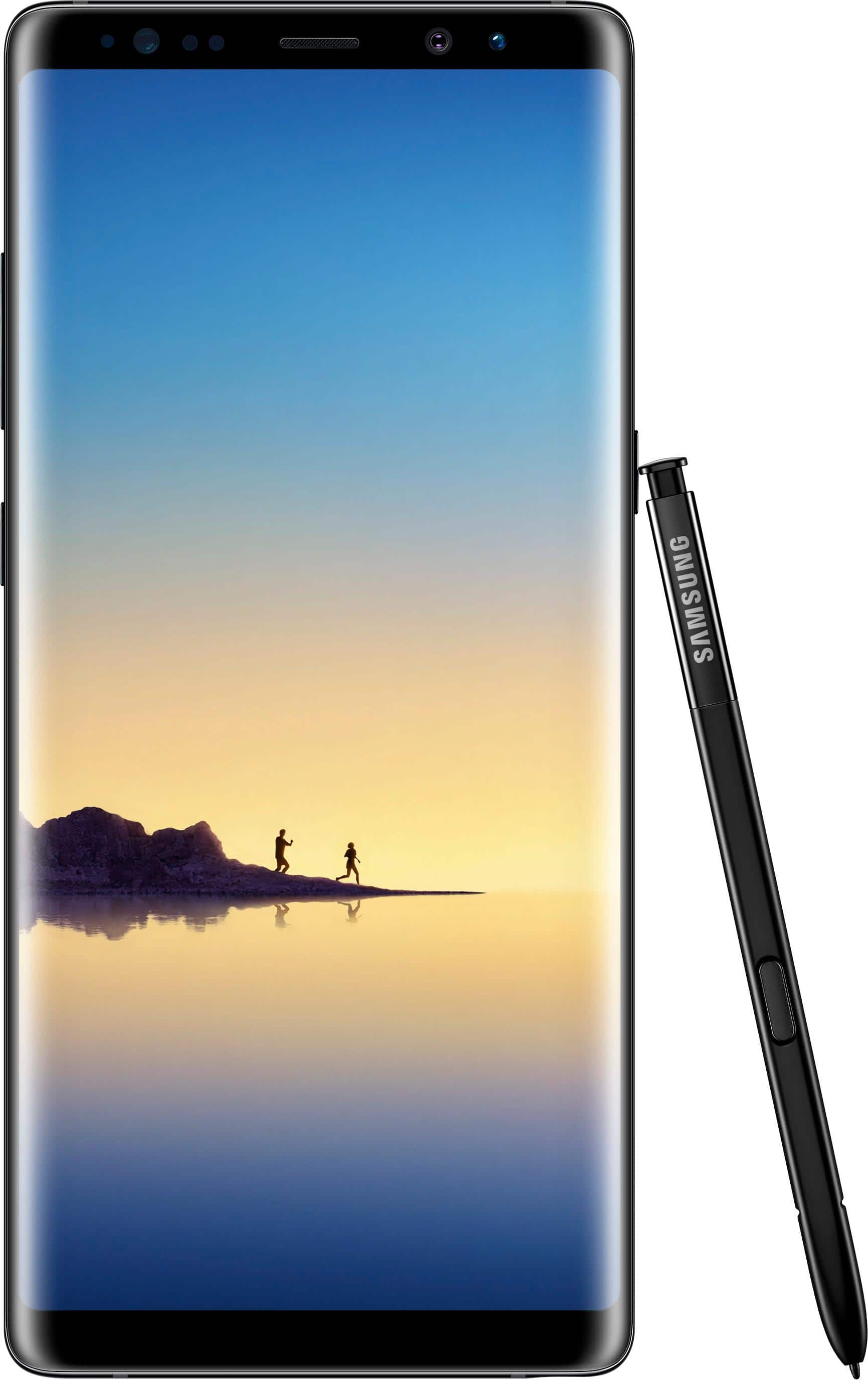 Samsung Galaxy Note 8 64GB Smartphone for Sprint (various colors) $360 with Activation. Free Shipping and Free Store Pickup.