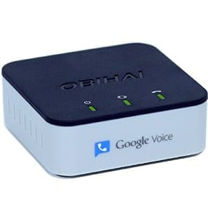 OBi200 VoIP Phone Adapter, T.38 Fax $34.99 Amazon