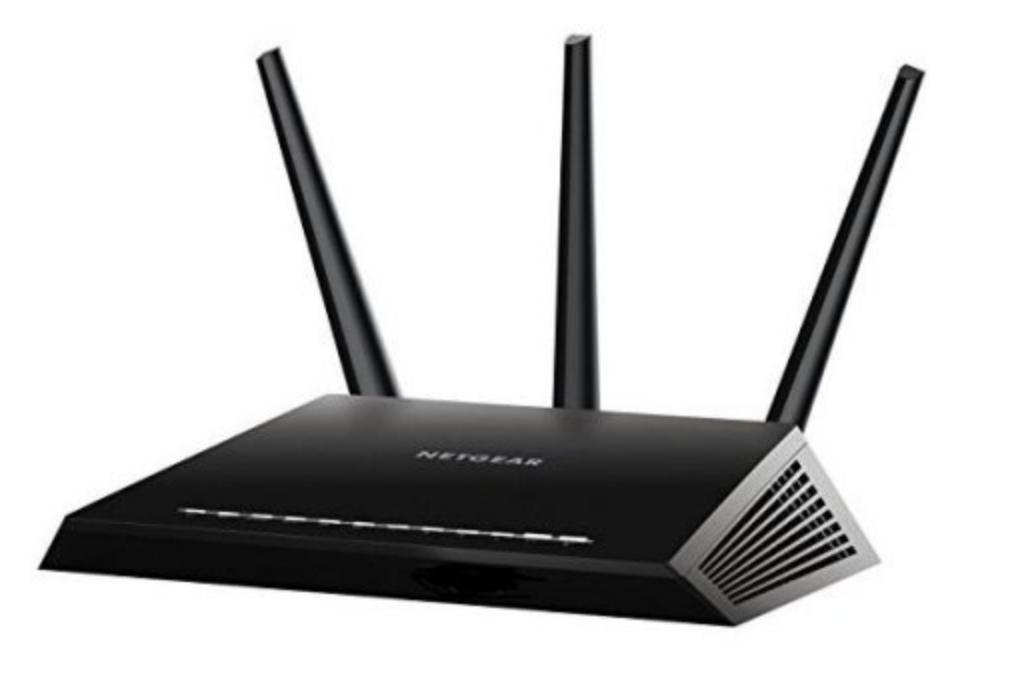 NETGEAR Nighthawk AC1900 Smart WiFi Dual Band Gigabit Router (R6900) - $89 + FS - Walmart