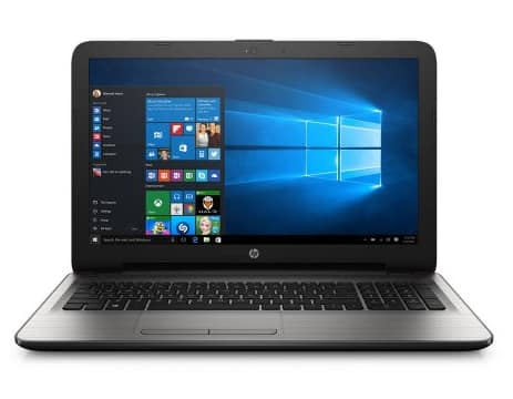 "HP 15-ay039wm 15.6"" Silver Fusion Laptop, Windows 10, Intel Core i3-6100U Processor, 8GB Memory, 1TB Hard Drive - $89 - Walmart B&M (YMMV)"