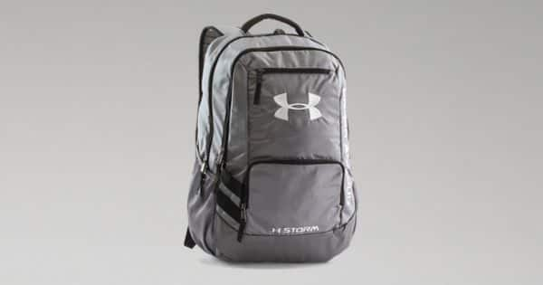 dcf15c2596 Under Armour - UA Storm Hustle II Backpack  33.99 + Free Shipping w  Email  Sign Up