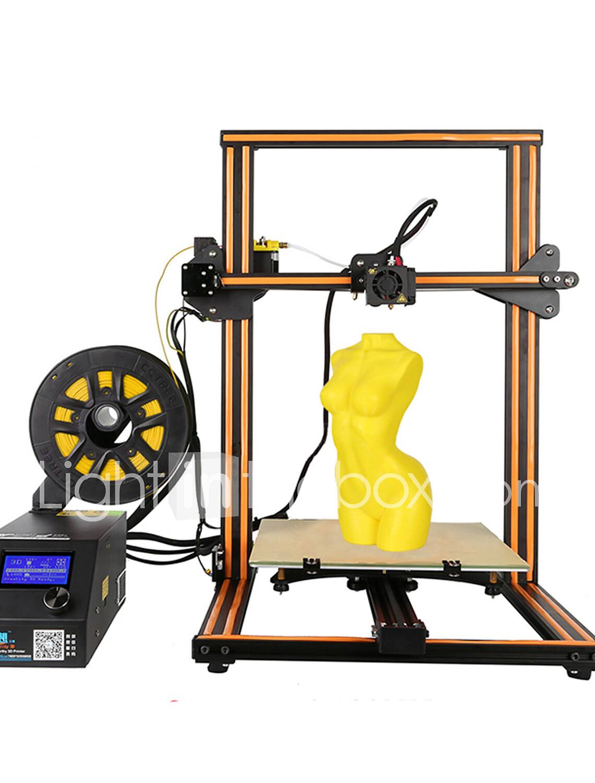 Creality CR-10S 3D Printer $378.98 with free shipping - lightinthebox.com