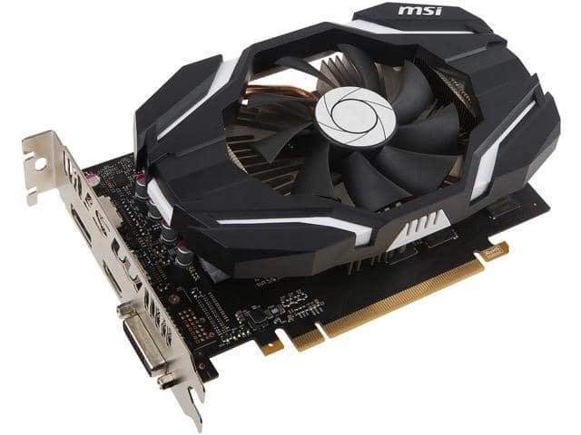 GTX 1060 3GB for $179.99 after $25 rebate
