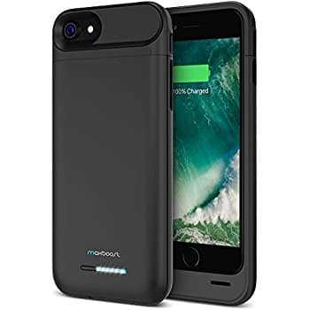 4000mAh Capacity Ultra Slim Extended Battery for Iphone $22.93 @ Amazon