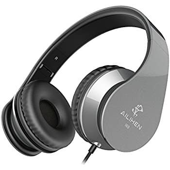 AILIHEN I60 On Ear Headphones with Microphone for $9.99 AC @ Amazon