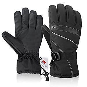 3M Thinsulate Touchscreen Winter Gloves start $11.96 AC @ Amazon