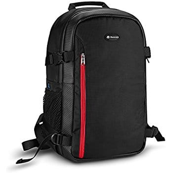 Powerextra Camera Backpack for $35.99 AC @ Amazon
