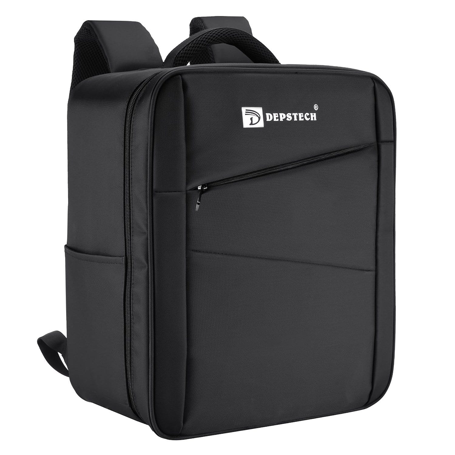 Waterproof Carrying Bag Traveling Backpack Case for DJI Phantom 3 Professional (Black/Gray Blue) for $35.49 AC+FS /w Prime @ Amazon
