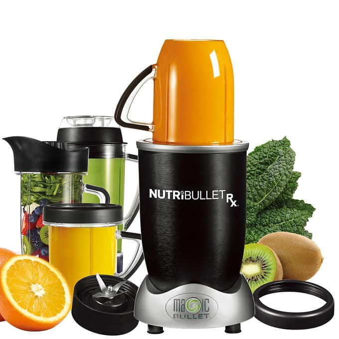 Nutribullet Rx Blending System NEW for $89.99