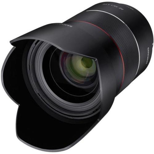 samyang 35mm f1.4 508$ ,samyang 35mm f2.8 233$