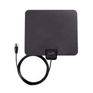 Up to 40% off , 25miles Amplified Digital HDTV Antenna Only $7.99 @Amazon .