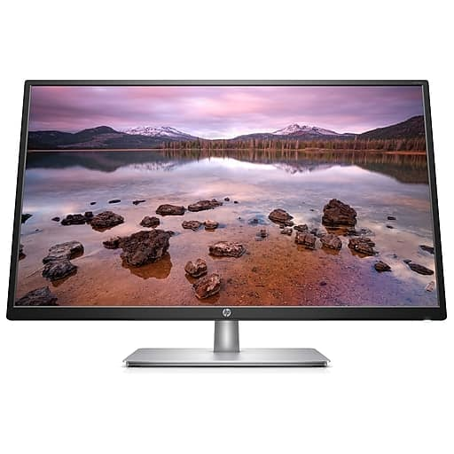 """HP 32s 32"""" monitor $149.99 AC at Staples online -- $149.99"""
