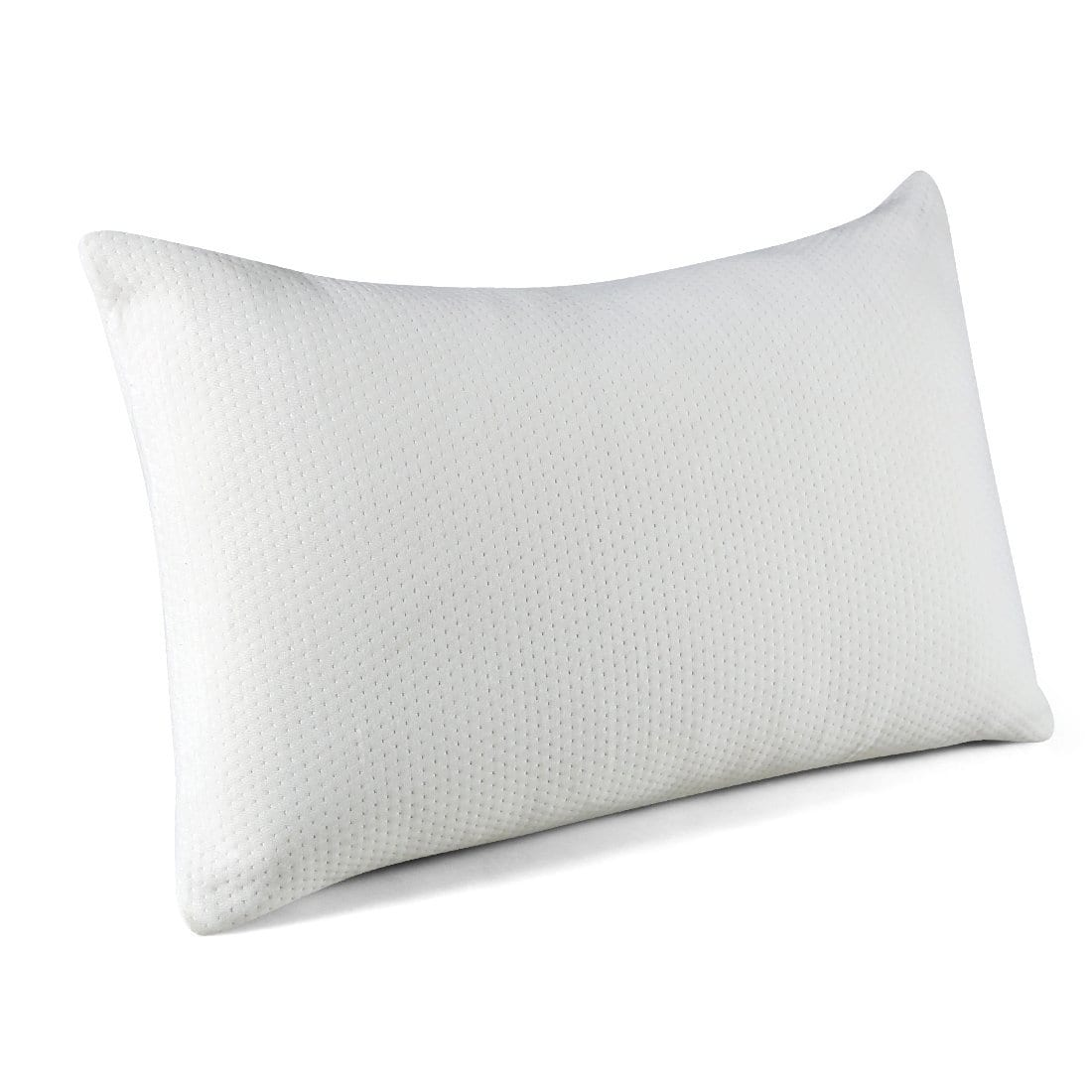 TASTELIFE - Hypoallergenic memory foam pillow with removable cover - $29.96 AC