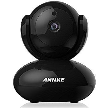 Annke 1080p Wireless Pan Tilt Zoom IP Camera - $48.99 AC