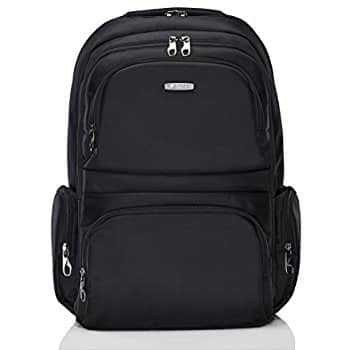 Platero Laptop/Backpack - Fits 15.6 inch Computer, Notebook - Travel, Rucksack, Daypack For Men/Women - $19.88