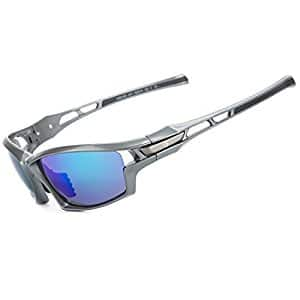 Shieldo Polarized Sports Sunglasses For Men And Women - $9.99