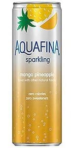 Aquafina Sparkling Water, Mango Pineapple, 12 Count / 12oz - as low as $4.04 AC & 15% S&S $4.05