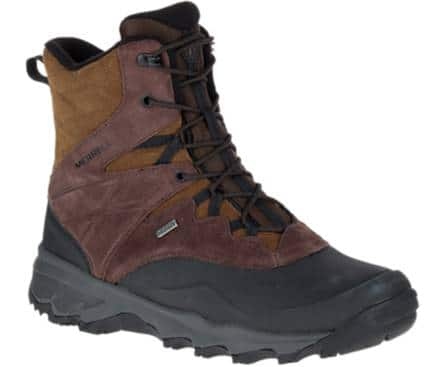 "Men's thermo shiver 8"" waterproof fs, $64.99"