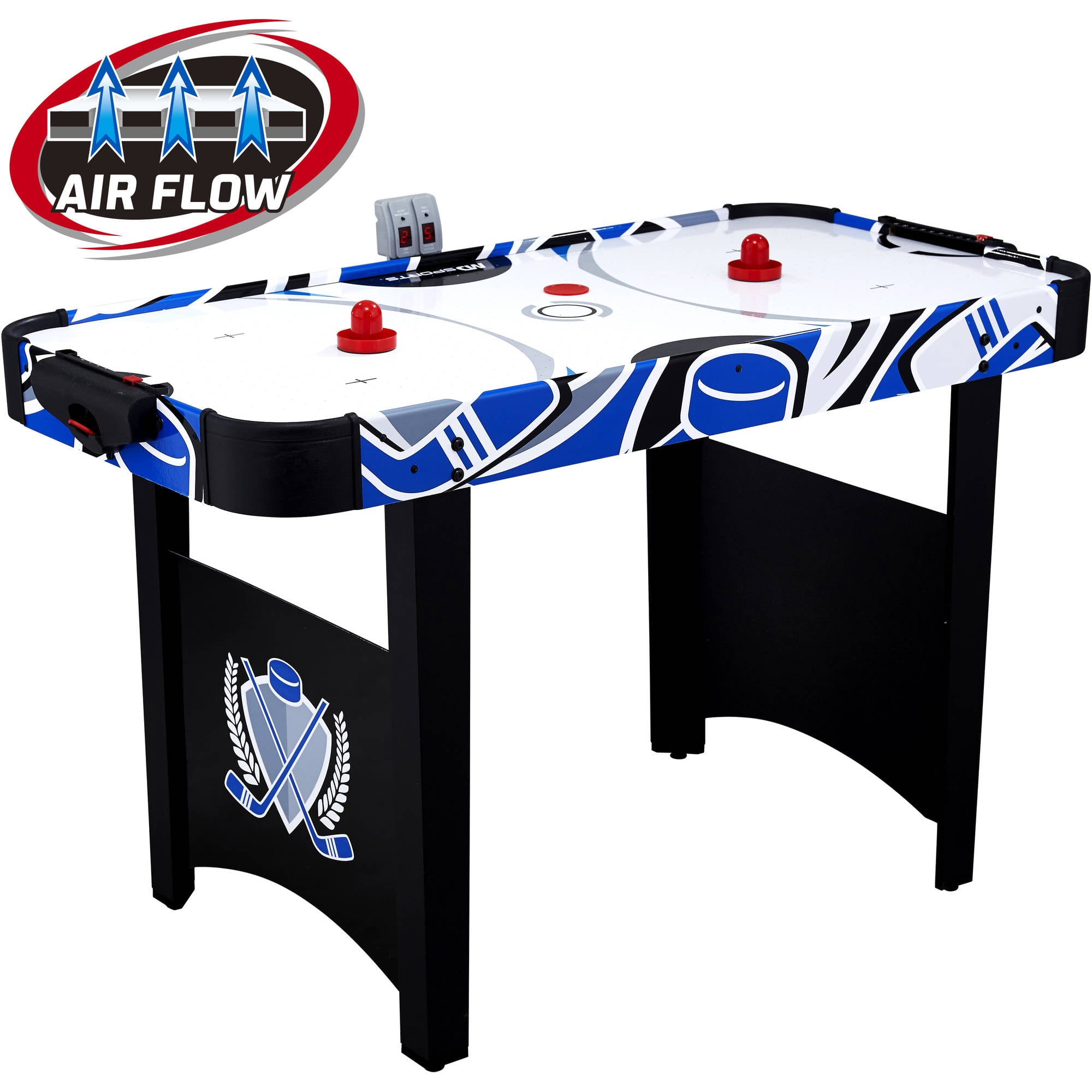 MD Sports 48 Inch Air Powered Hockey Table $28 + Free Store Pickup