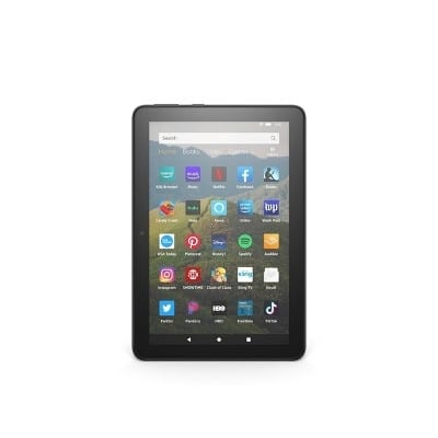 """Amazon Fire HD 8 Tablet 8"""" - 32GB - Black (2020 Release) - $40 at Target, YMMV"""