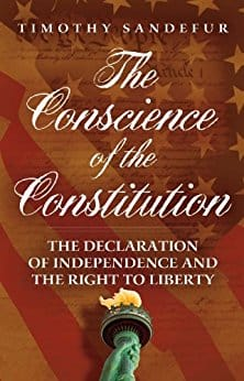 The Conscience of the Constitution [Kindle Edition] $1.99 - Amazon