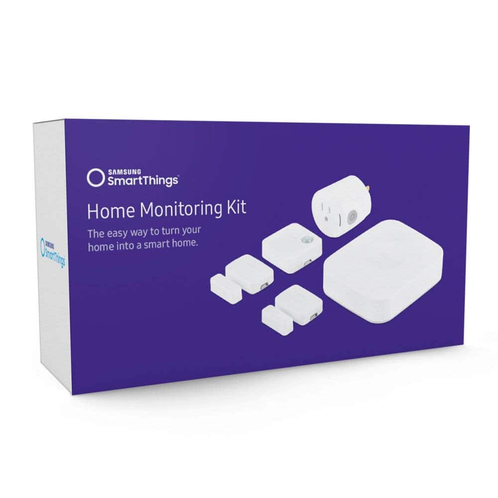 Samsung SmartThings Home Monitoring Kit $99 Amazon