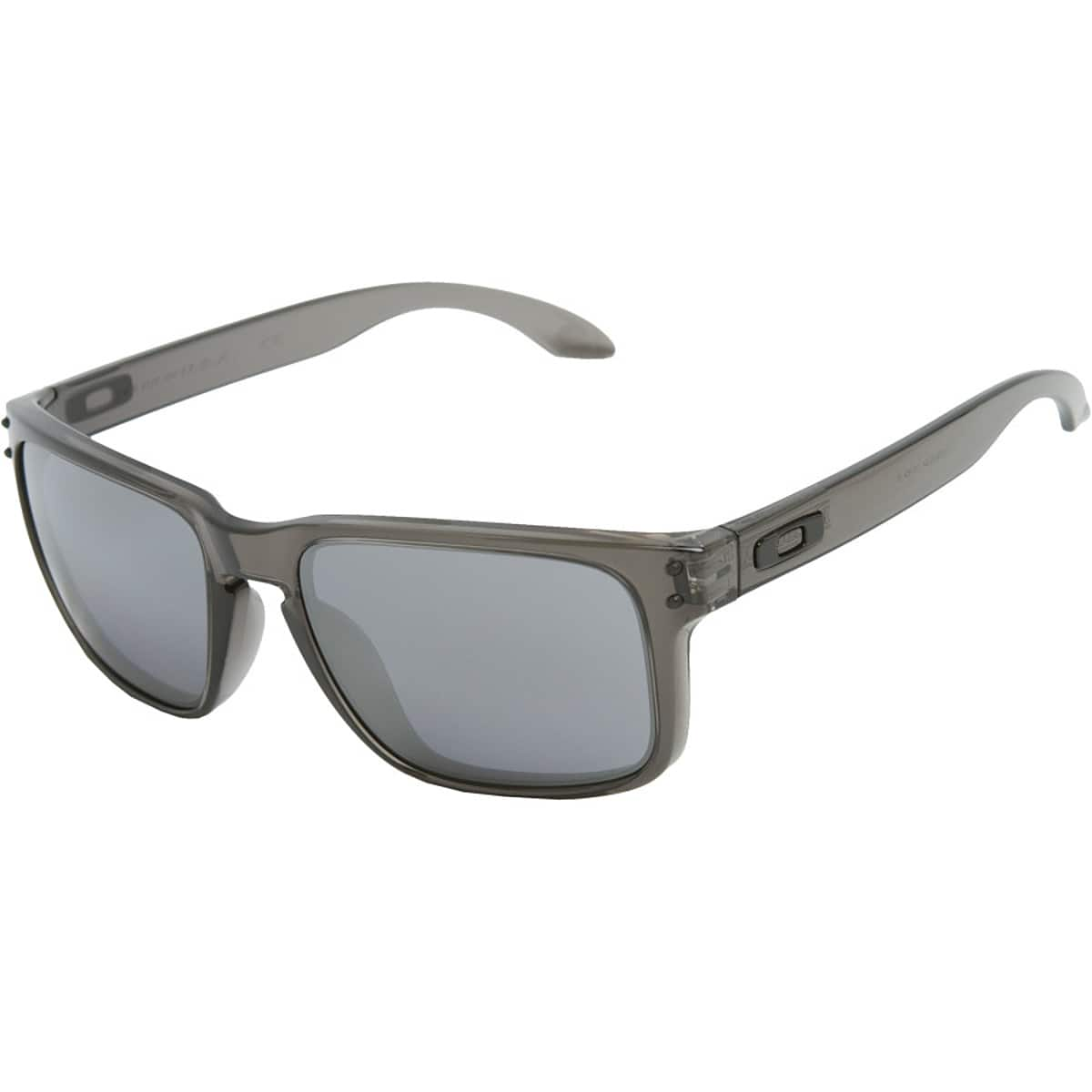 ae05d06cfaf3 Oakley Holbrook Sunglasses (Grey Smoke/Black Iridium) - Slickdeals.net