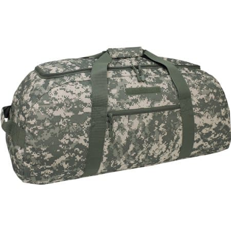 Mercury Tactical Gear Giant Duffel Bag - Camo - $6.09 Walmart, Free pickup