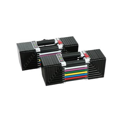 Powerblock Elite 90 Adjustable 5-90 lbs per Dumbbell Set - $491.82 AC w/ Free Shipping @ Wayfair.com