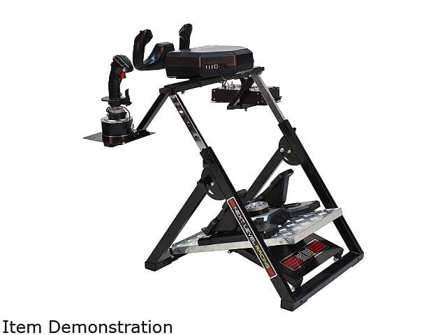 Next Level Racing Wheel & Flight Stand - $200 or $175 after MasterPass Coupon & Filler at NewEgg