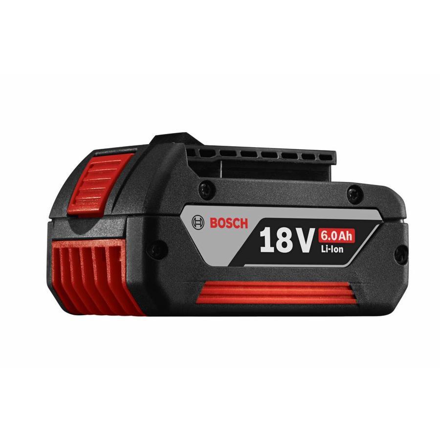 Bosch 18-Volt 6Ah Battery $45 @ Lowes YMMV