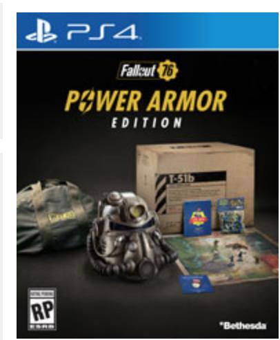 fallout 76 pre order gamestop