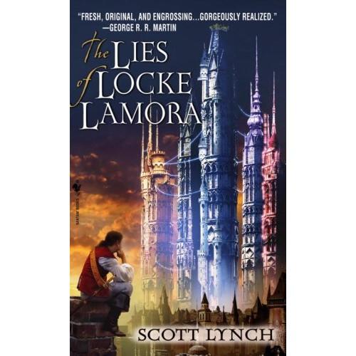 The Lies of Locke Lamora (Gentleman Bastards, Book 1) Kindle Edition $2