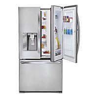 Frys Deal: LG LFX31945ST 30.5 Cu. Ft. Stainless Steel French Door Refrigerator with Door-In-Door Easy Access at Frys $1799