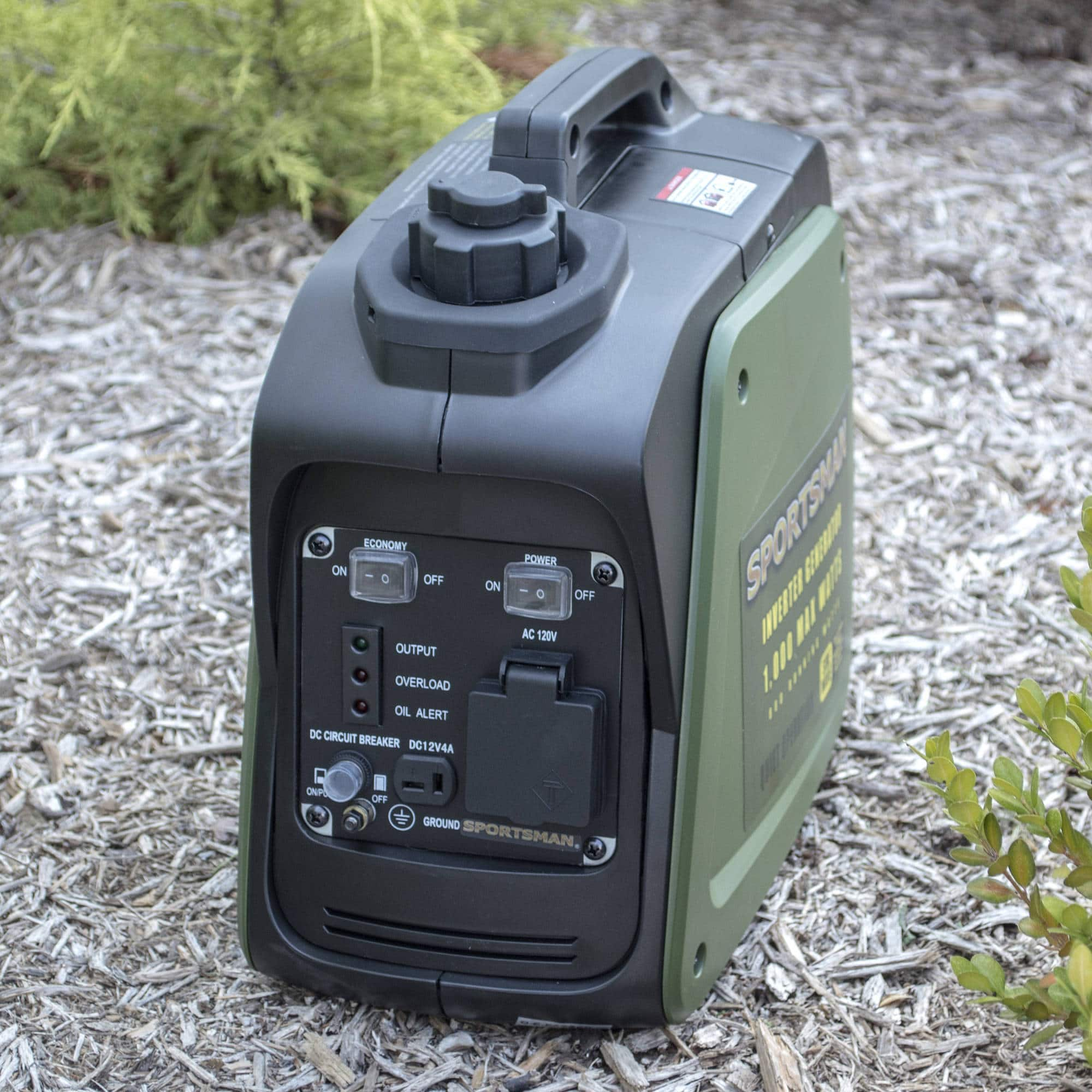 Sportsman 1,000-Watt Gasoline Powered Digital Inverter Generator $157 Walmart