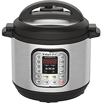 Instant Pot LUX60 V3 (+preset button for egg & cake) 6 Qt 6-in-1 Pressure Cooker $79 @amazon @walmart