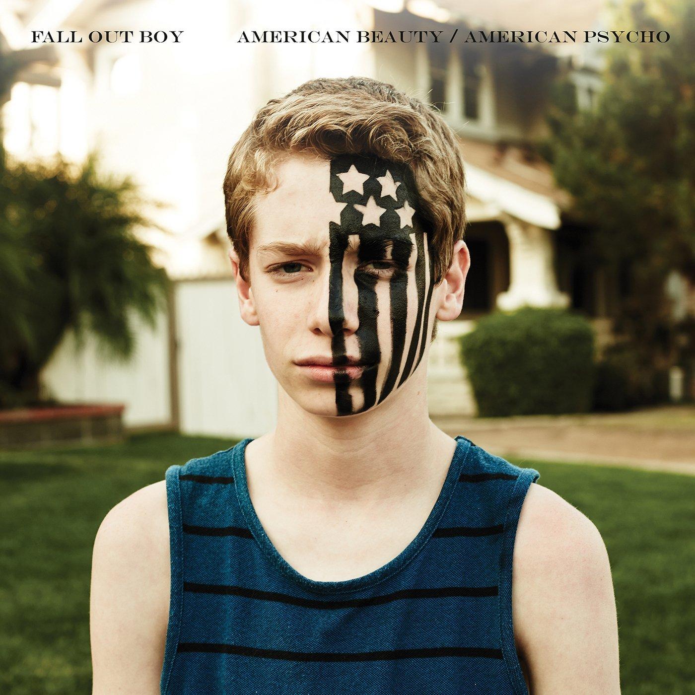 Fall Out Boy - American Beauty/American Psycho - Vinyl $10.83