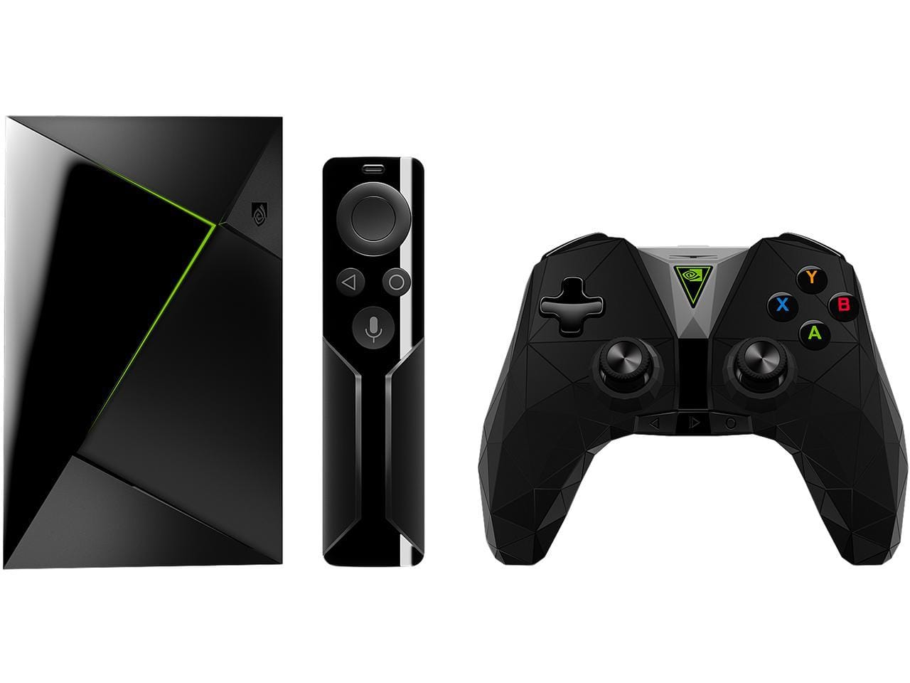 2017 Nvidia Shield Android TV 16GB $189.99; 500GB Pro $289.99; remote $44.99; game controller $44.99; stand $14.99 AC @ NewEgg