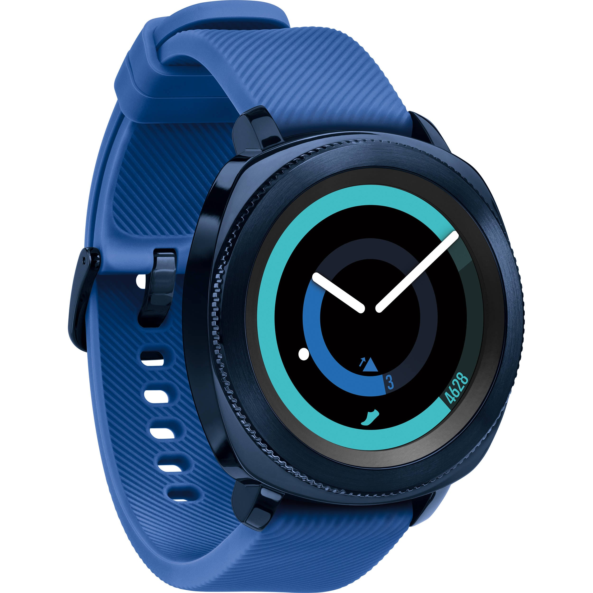 Samsung Gear Sport (Blue and Black) - $99 YMMV Walmart B&M