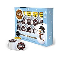 Bon-Ton Department Stores Deal: Original Donut Shop Holiday 20 ct. K-Cups Variety Pack or Keurig Christmas Tree 15 ct. Variety pack-  $8.00 shipped