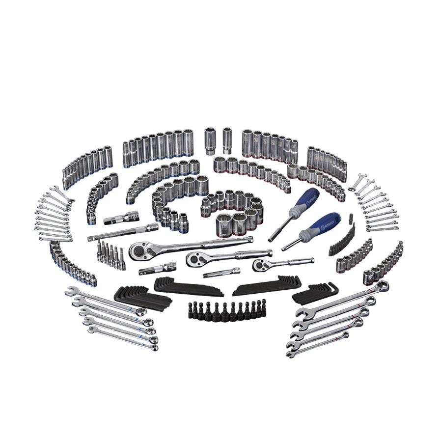 250 piece Mechanics Tool Set around 75% off $49.95 YMMV - Lowes