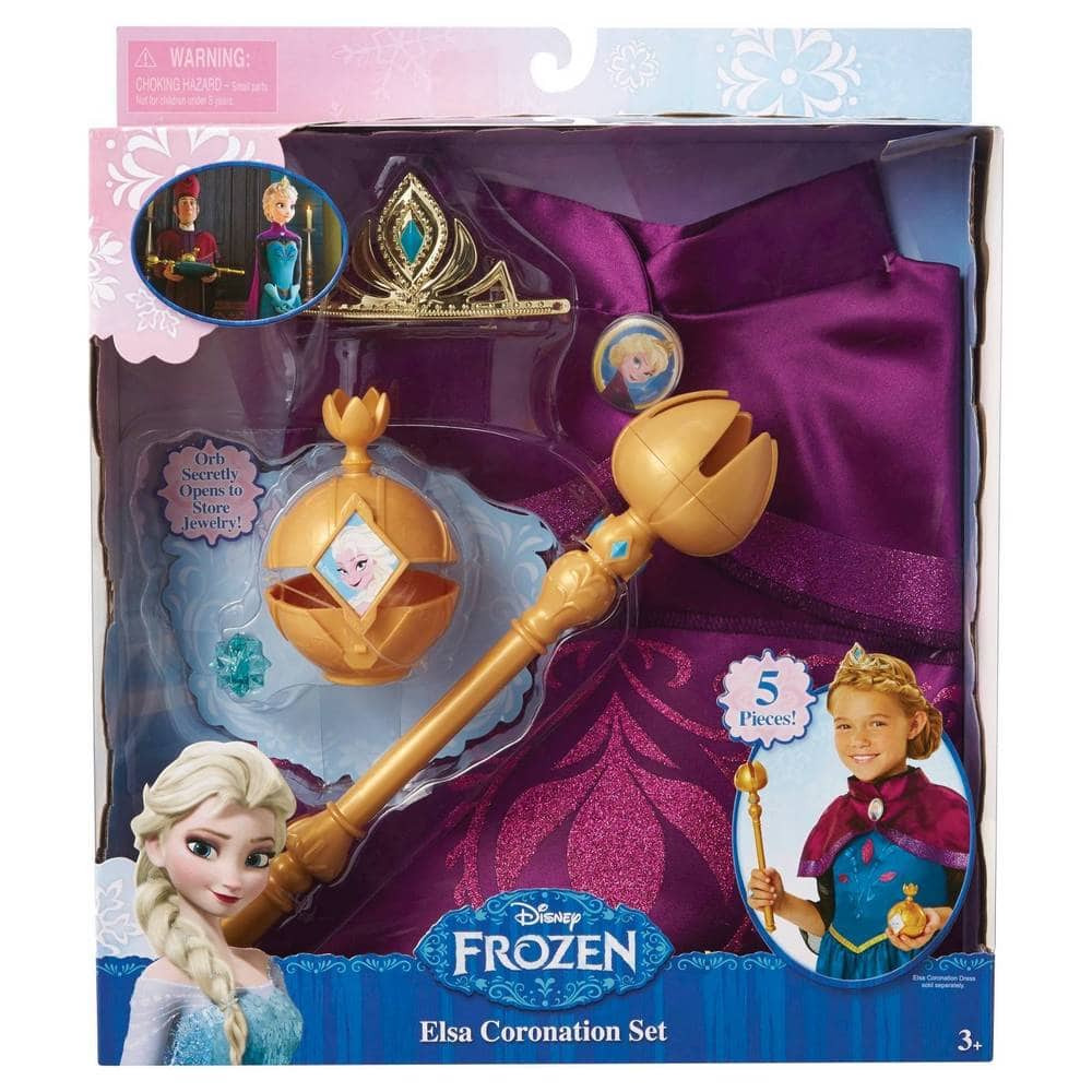 Elsa Coronation Set at Kohl's $1.74